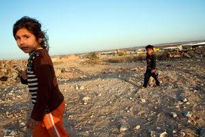 El cambio climático y el riesgo de ulteriores conflictos en Oriente Medio