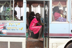Migration conference in Senegal