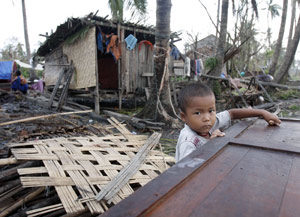Myanmar Cyclone Crisis