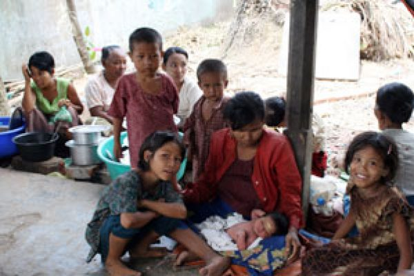 More aid needed for Myanmar