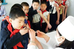 Les tensions en Corée du Nord éclipsent la crise humanitaire