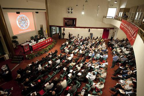 Début de la 19e assemblée générale
