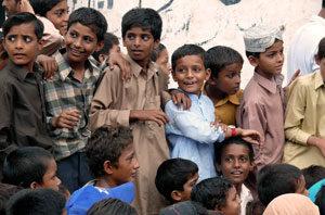 Seis meses después de las inundaciones en Pakistán