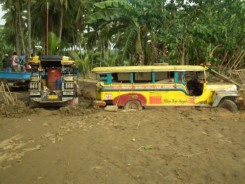 Philippines: dispatch from the flood zone