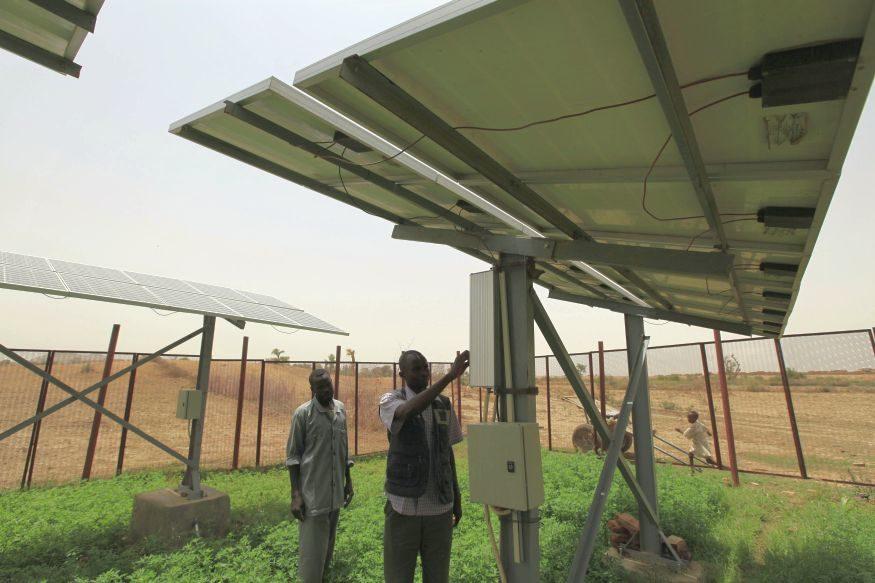 Good day sunshine: Powering up Darfur