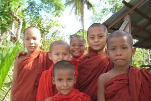 Redressement au Myanmar