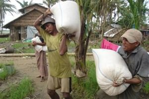 Caritas making a difference three months after Myanmar cyclone