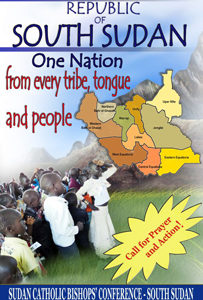 Prayer and Novena for Republic of South Sudan