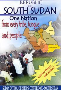 Prière pour la République du Sud-Soudan