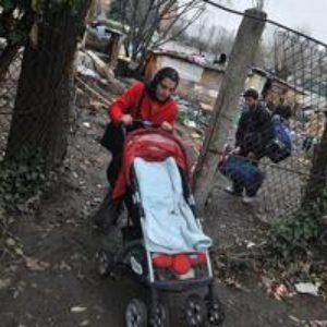 La vie des Roms