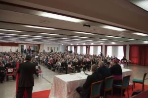 Caritas together from all over Italy