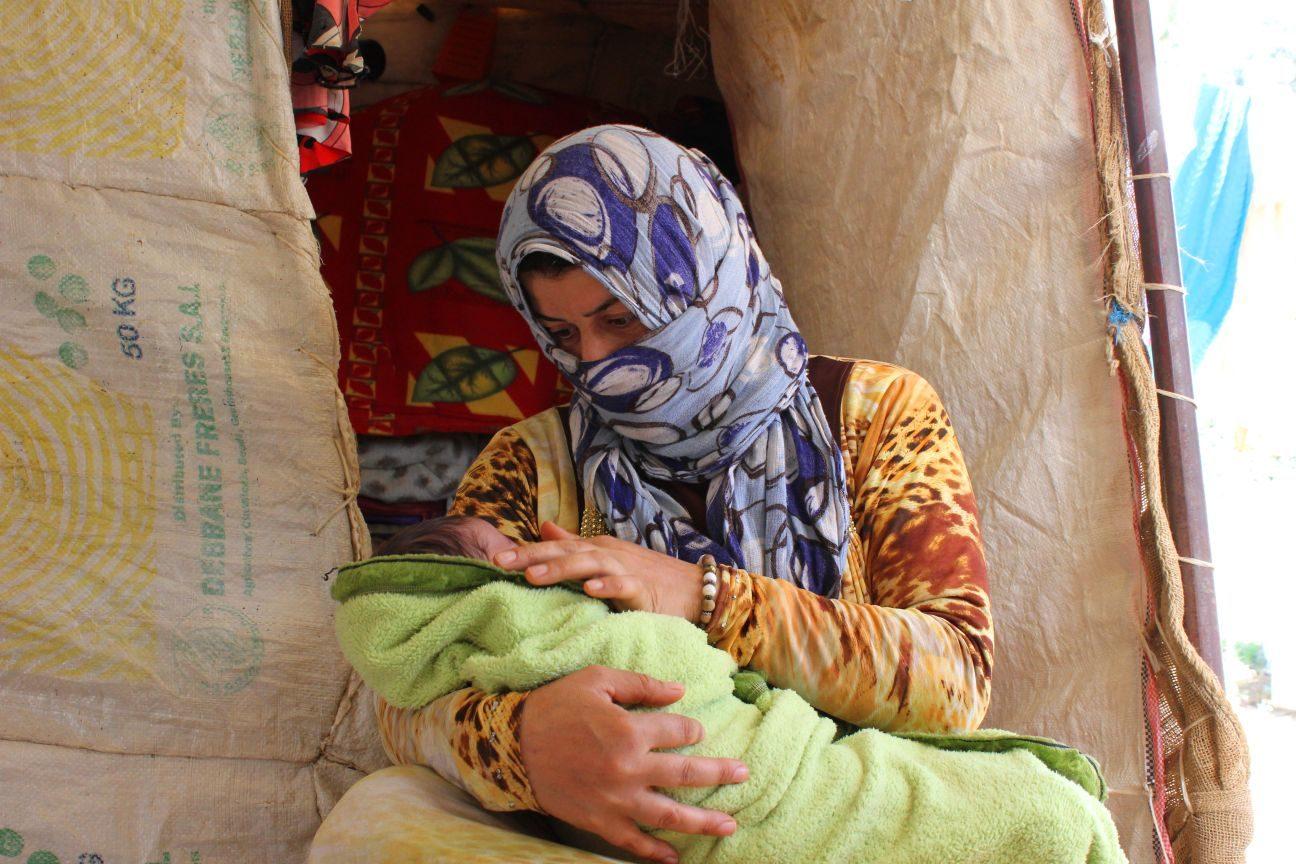 Refugiados sirios en el Líbano: las personas detrás de las cifras