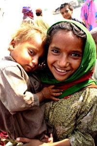 Seis meses después, Caritas sigue ayudando a los damnificados por las inundaciones en Pakistán