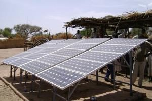 Bringing Solar Power to the People of Darfur
