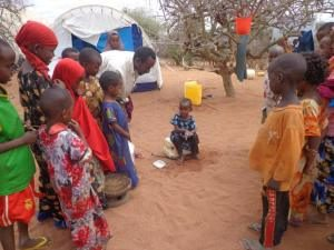 For Somali refugees, handwashing lessons from a surprising teacher