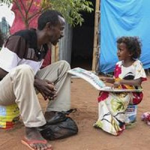 Clean hands save lives for Somali refugees in Kenya