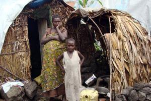 Campos de exterminio en el Congo