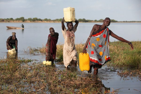 Caritas aid for 100,000 people in South Sudan as new nation is born