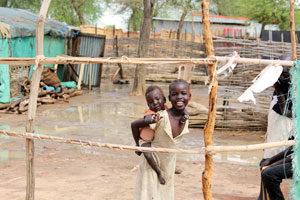 La generación perdida de Sudán del Sur vuelve a casa