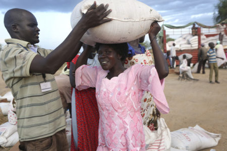 Thousands in need of aid in South Sudan's Pibor