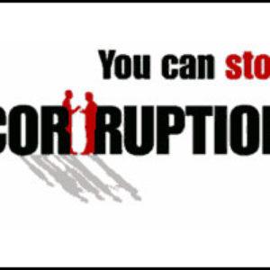 Acabar con la corrupción