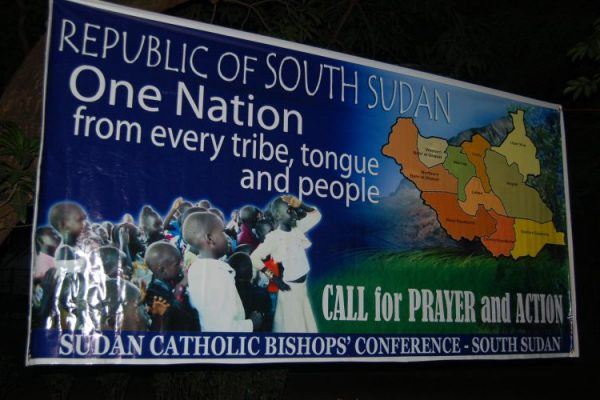 Day of prayer and cleaning as independence awaits South Sudan