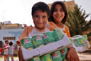 Incontenible crisis humanitaria en Siria
