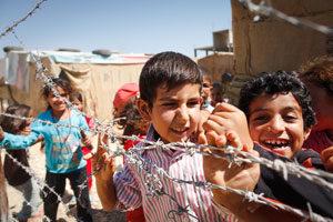 La crise des réfugiés syriens: un 'flot humain' au Liban