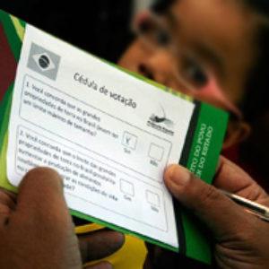 Le jour de l'indépendance au Brésil