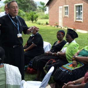 Cardinal Rodriguez at Durban climate talks
