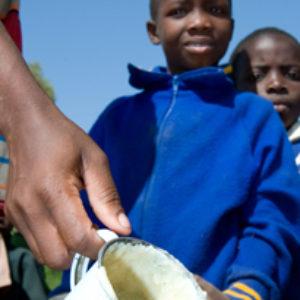 Alimentos en Zimbabue