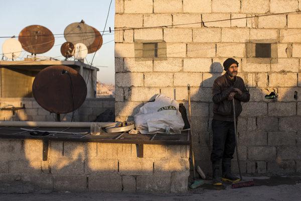 Sobrevivir en Siria
