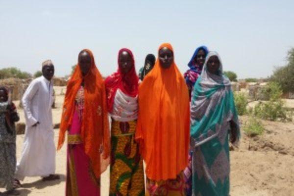 Chad es escenario de una tragedia humanitaria