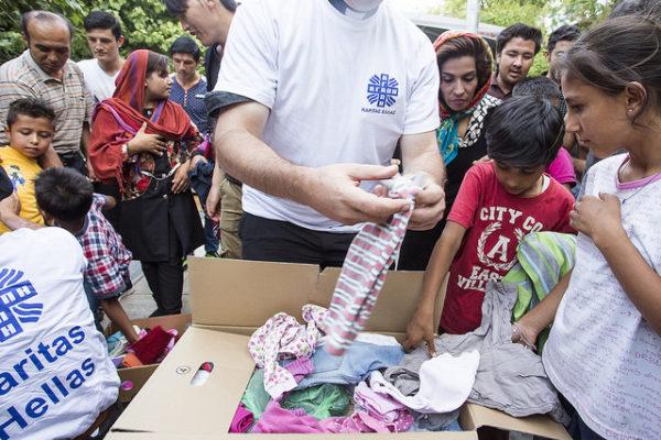 Siete sugerencias del Papa Francisco para ayudar a los niños emigrantes