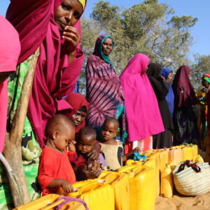 Cholera and hunger threaten Somalia