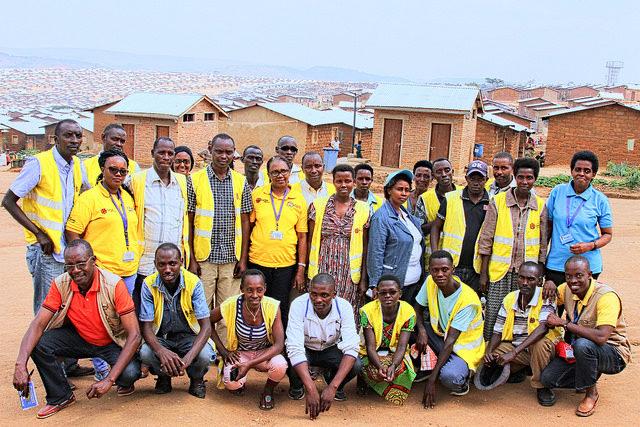 Combler une lacune en faveur des refugies burundais au Rwanda