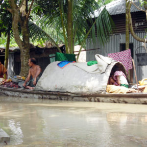 Reaching South Asia's flood survivors
