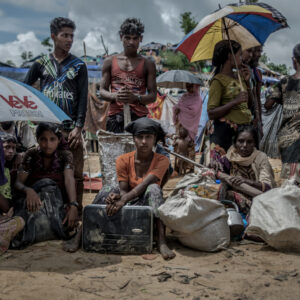 Caritas to give aid in Rohingya refugee crisis