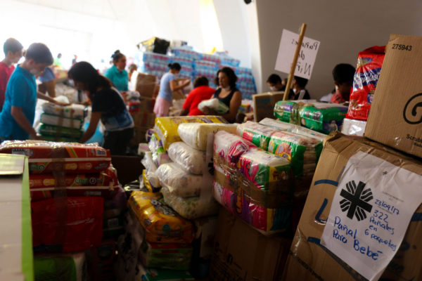 Mexico still struggling after earthquake