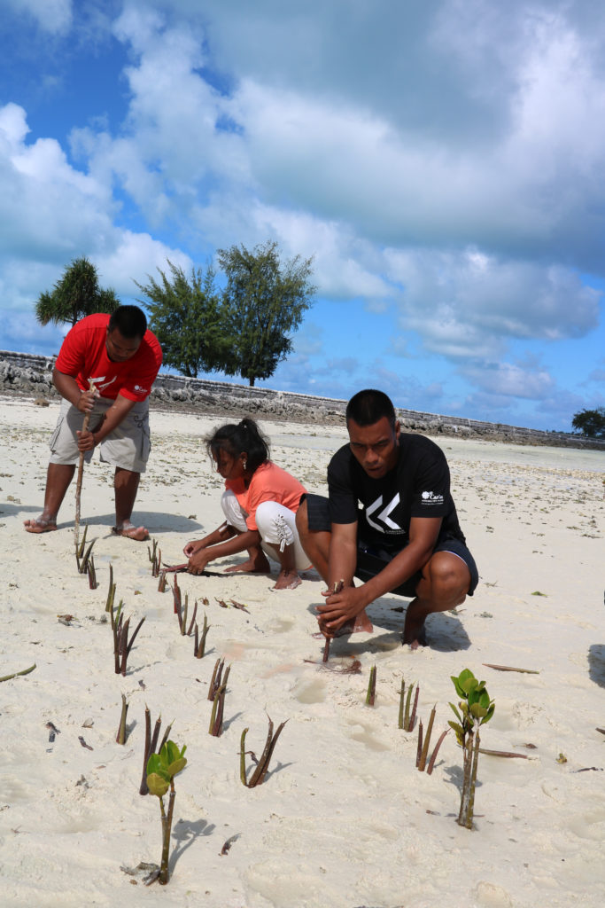 Communities In Oceania Warn Of Rising Sea Levels And