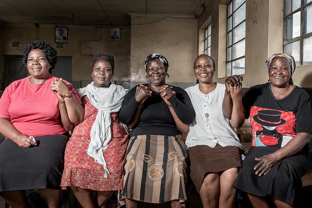 Caritas peacebuilding project in Kenya.