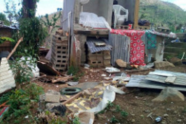 Recovery slow in storm-hit Dominica