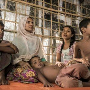 Visite du Pape en Asie, les Rohingyas parlent des violences