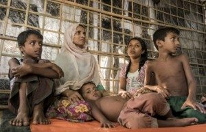 Pope in Asia: Rohingyas speak of abuses