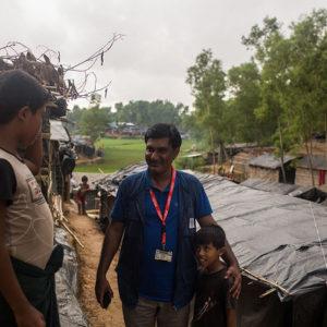 El día en el que presenté al Papa Francisco a los rohingya