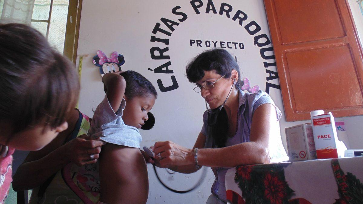 Testigo de la hambruna en Venezuela