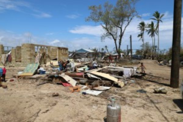 Being prepared helps Tonga recover from Cyclone Gita