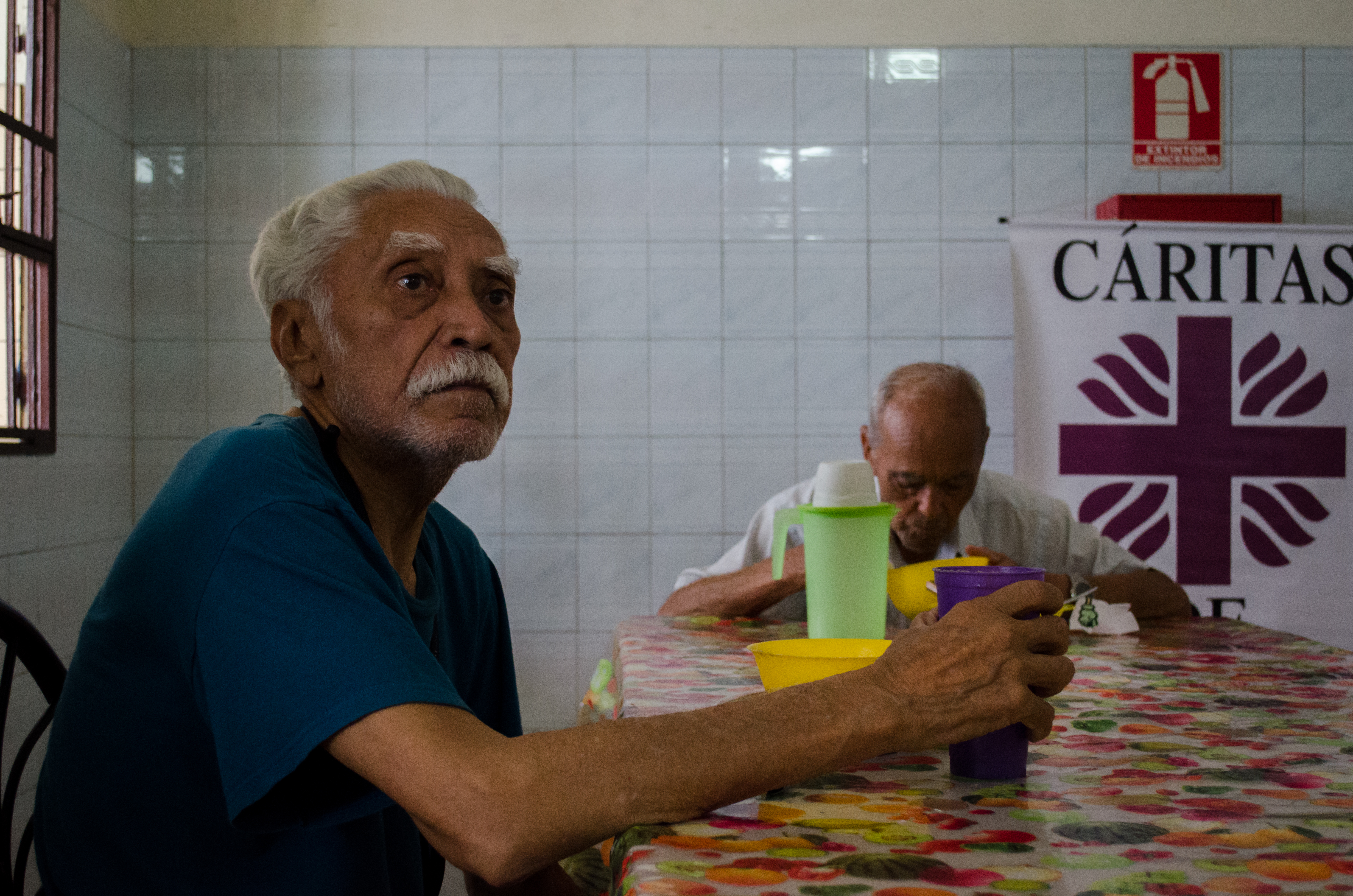 Ministry of hope in Venezuela as economy collapses