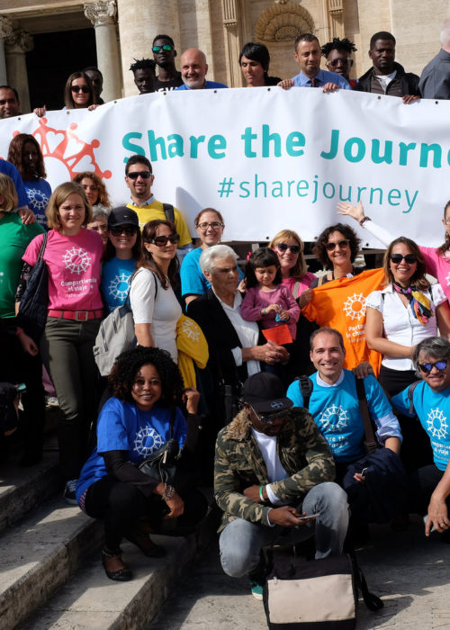 Share the Journey Campaign