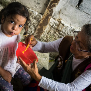 Restoring children's health in Venezuela